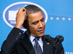 President Obama Confused