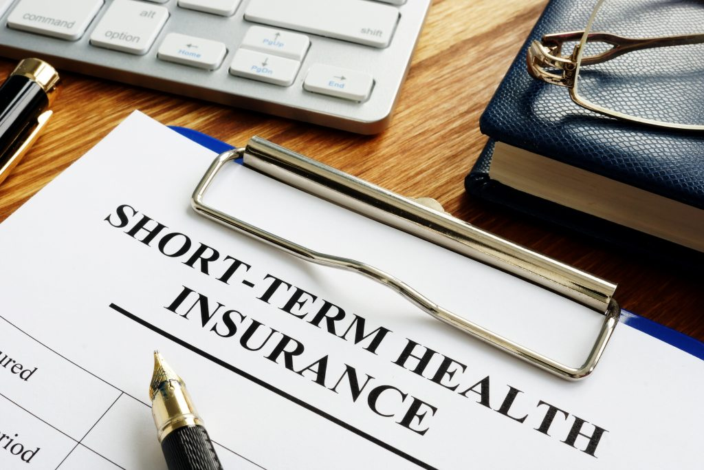 short term health plans