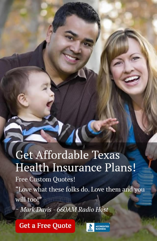 Affordable Texas Health Insurance Broker | Get A Free ...